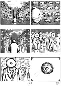 Zaphiro Storyboard 01