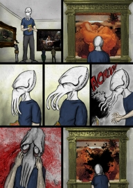 Sepia Man comic 02