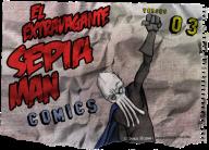 Cabecera Sepia Man 03