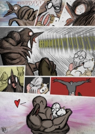 Sepia Man comic 07