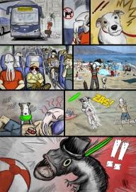 Sepia Man comic 08 - 1