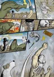 Sepia Man comic 09