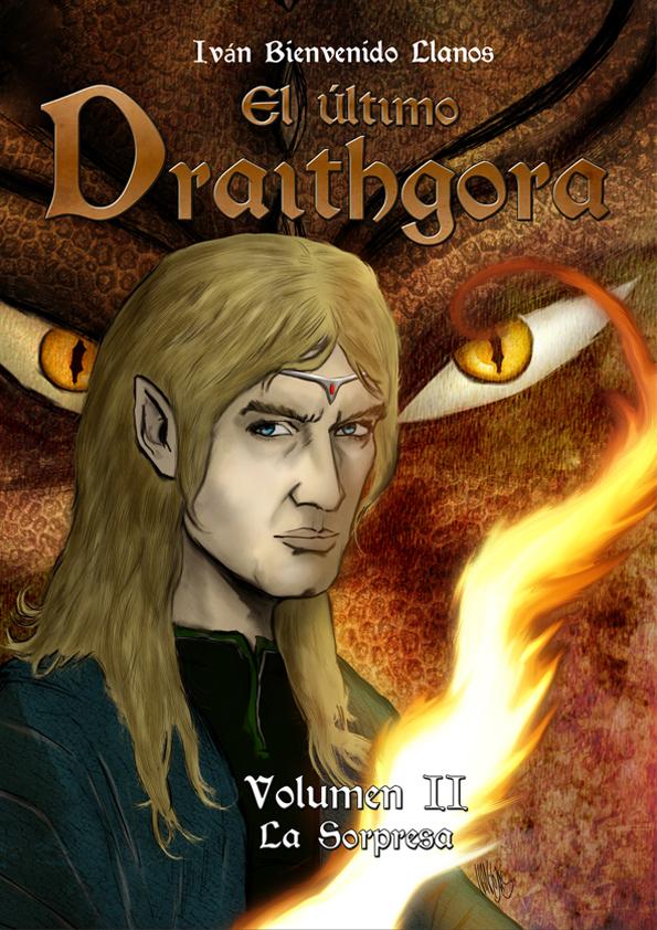 El último Draithgora II - Portada de Ivan Hojas