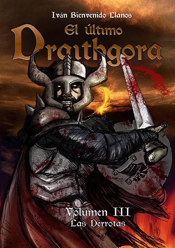 El último Draithgora III - Portada de Ivan Hojas