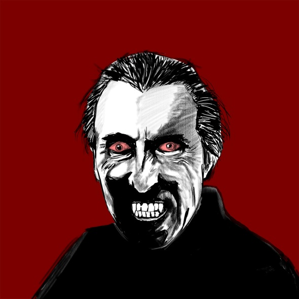 Christopher Lee's Dracula