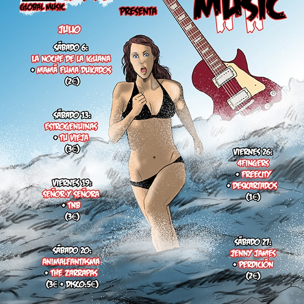 Summer is music 2013