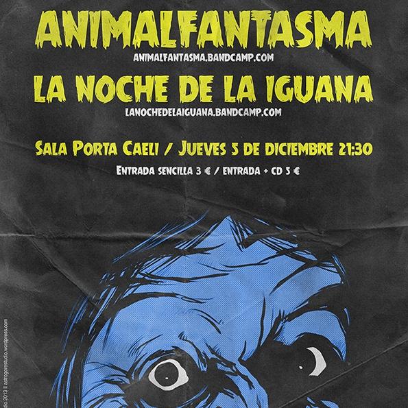Animalfantasma + La Noche de la Iguana