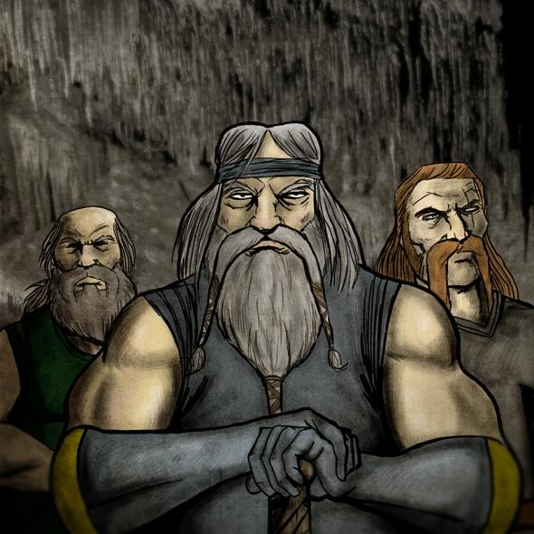 El último Draithgora