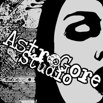 Logo AstroGore Studio byn