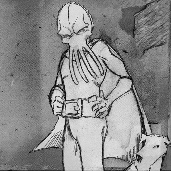 Sepia Man - Cómic 15
