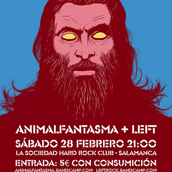 Animalfantasma + Left