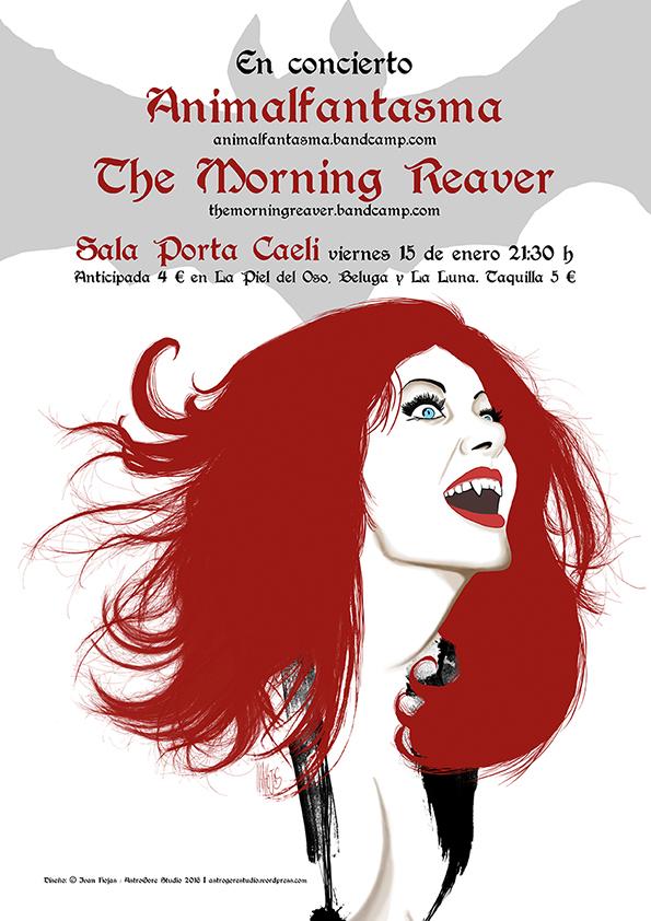 Animalfantasma + the Morning Reaver