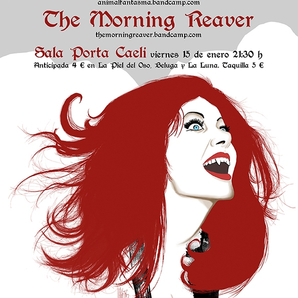 Animalfantasma + the Morning Reaver
