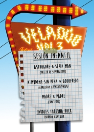Veladúo capítulo 3 - Diseño cartel, sesión infantil