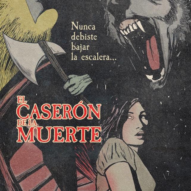 El caserón de la Muerte - Poster Redux
